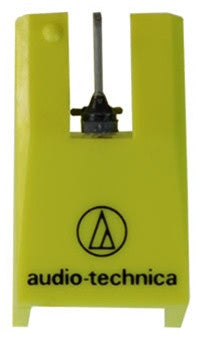 Audio-Technica stylus for Audio-Technica AT-U12E2 ATU12E2 cartridge (Original yellow stylus)