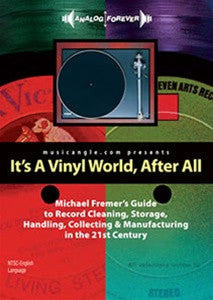 Michael Fremer's It's A Vinyl World, After All (DVD)