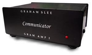 Graham Slee Gram Amp 2 Communicator phono preamp