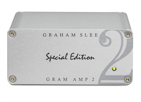"Graham Slee Gram Amp 2 SE phono preamp ""Best Buy Rated"""