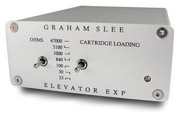 Graham Slee Elevator EXP Moving Coil Head Amplifier