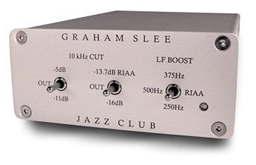 Graham Slee Jazz Club adjustable phono stage