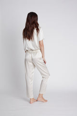 NILETA Silk pajamas sleepwear straight pant