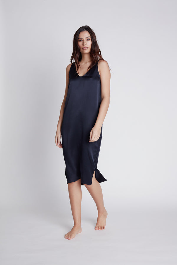 NILETA Silk pajamas sleepwear cami dress