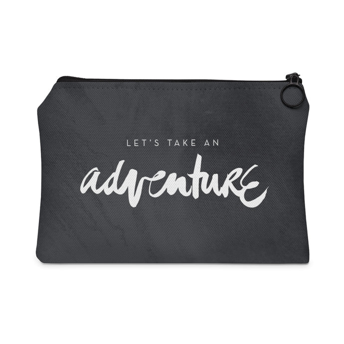 Let's Take an Adventure Accessory Pouch