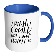 I Wish I Could - Honesty Mugs