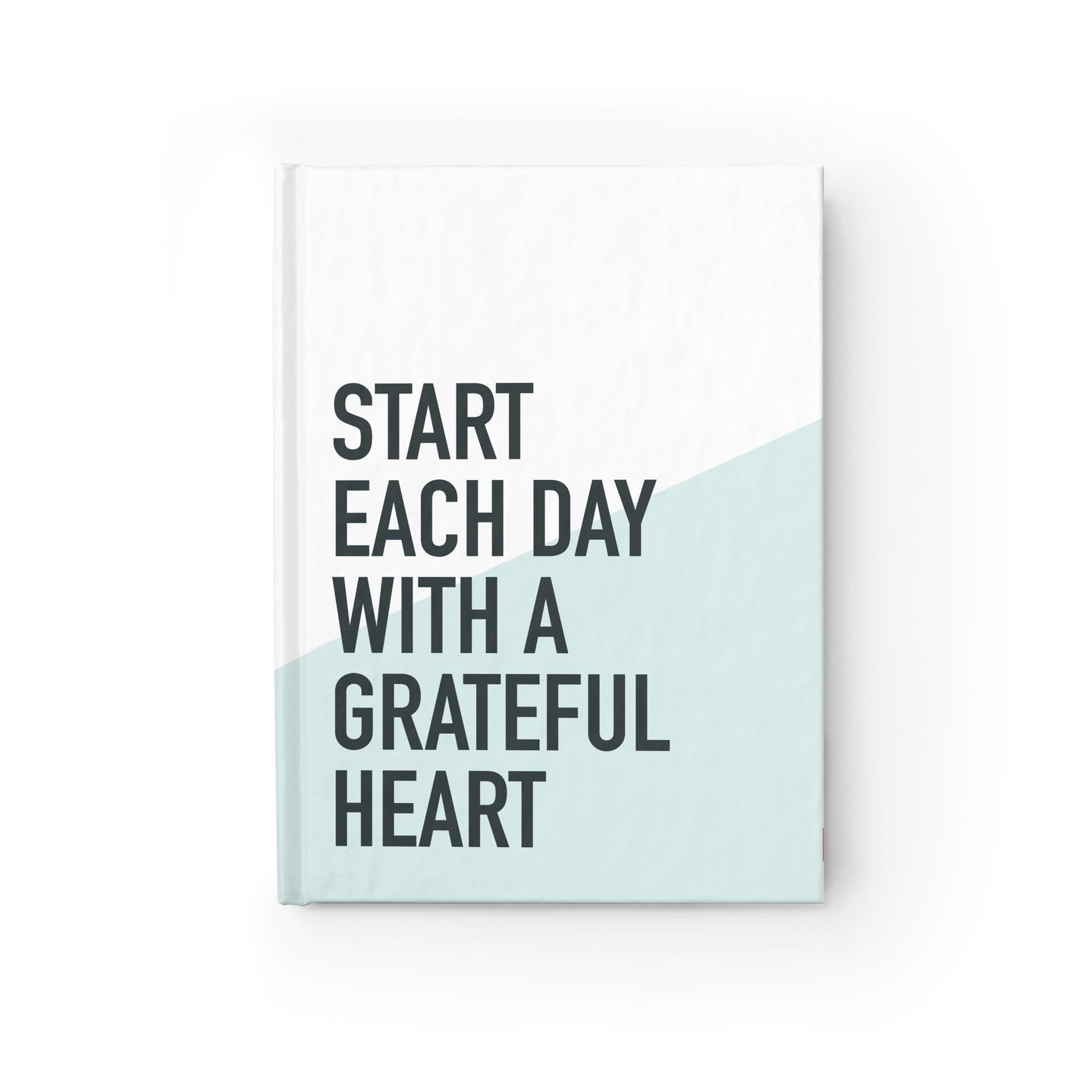 Grateful Heart Notebook