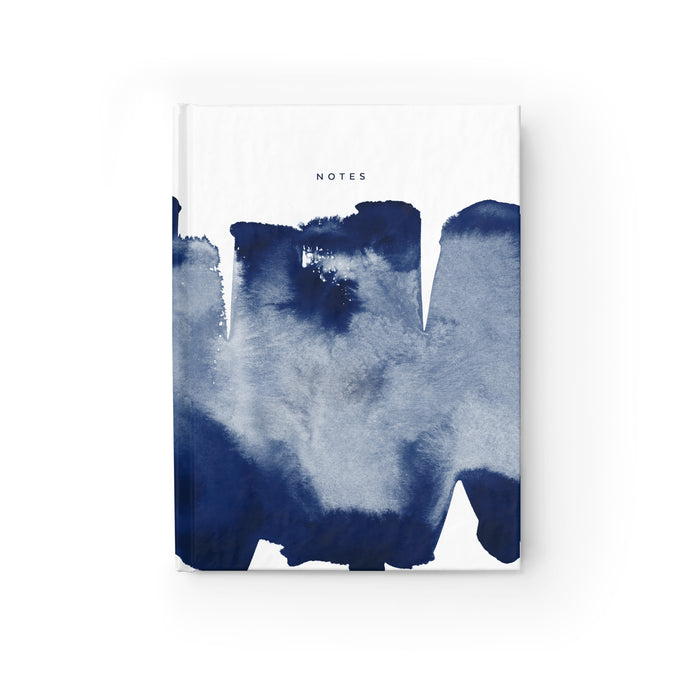 Indigo Dark Wash Notebook