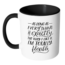 Totally Flexible - Honesty Mugs