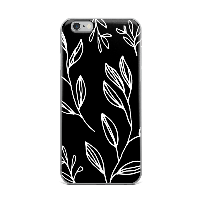 Sable Vine iPhone Case
