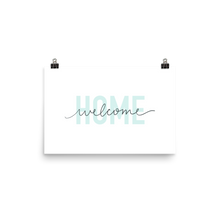 Welcome Home Art Print