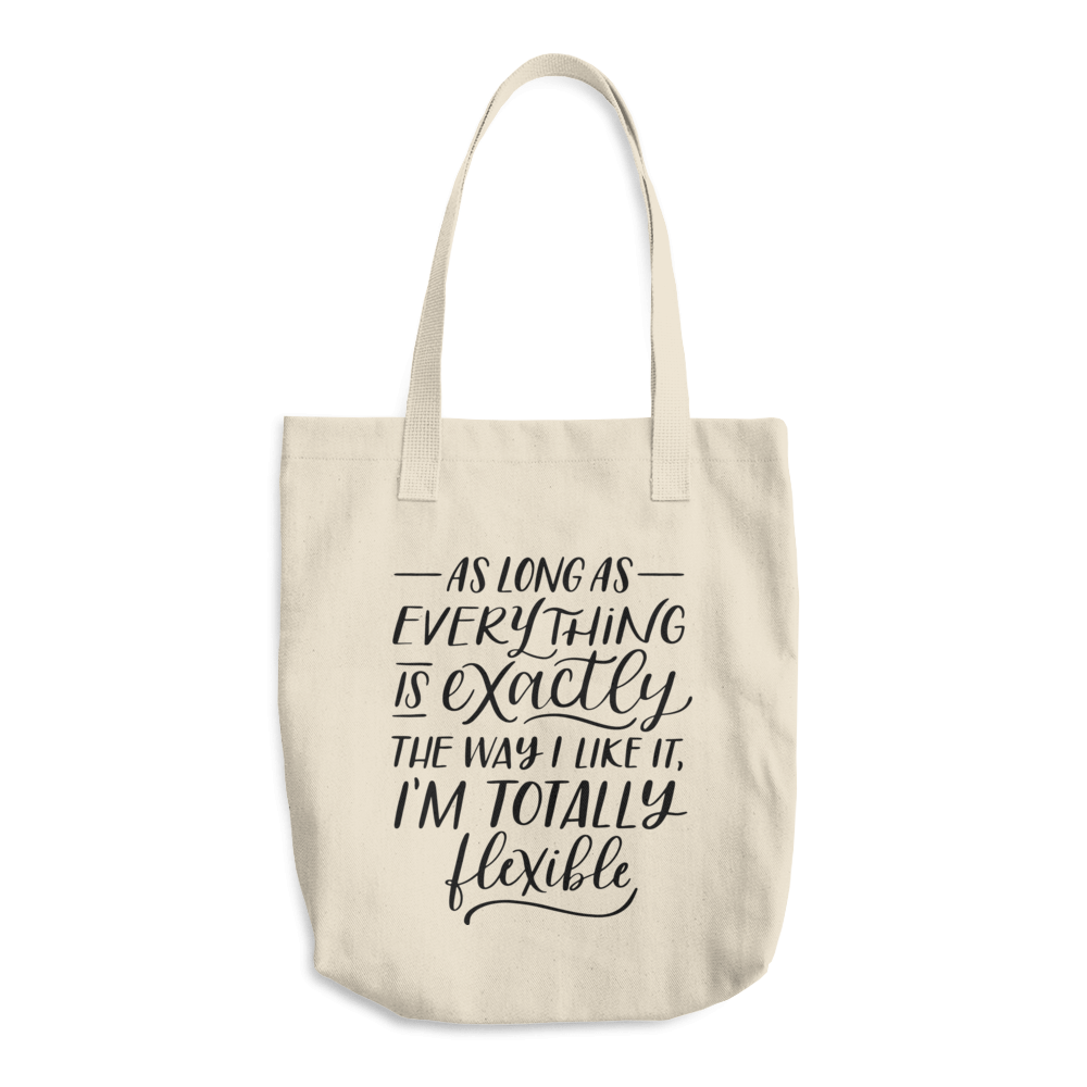Totally Flexible Tote Bag - Honesty Bags