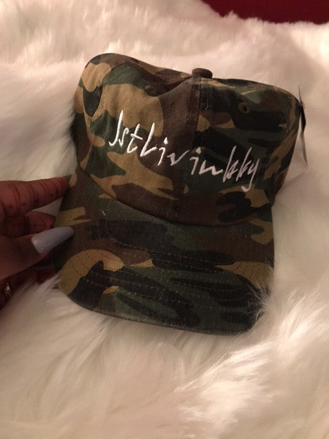 Army Fatigue Fitted Cap