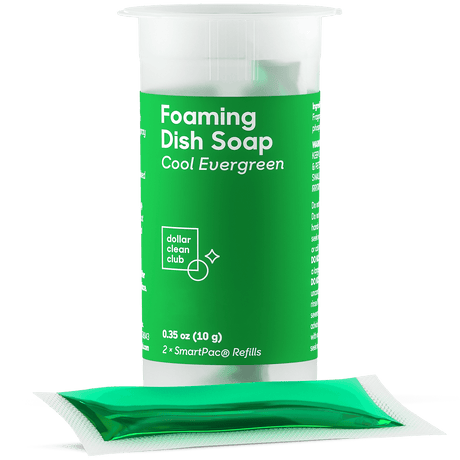 Foaming Dish Soap Refill 2-Pack