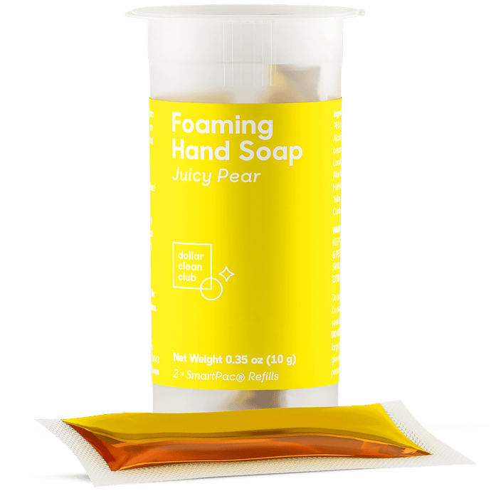 Foaming Hand Soap Refill 2-Pack