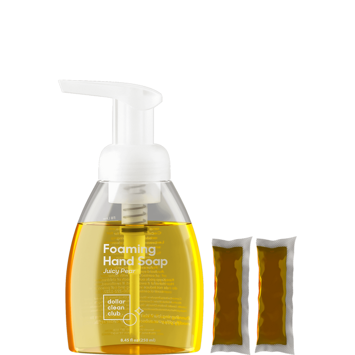 Foaming Hand Soap Kit