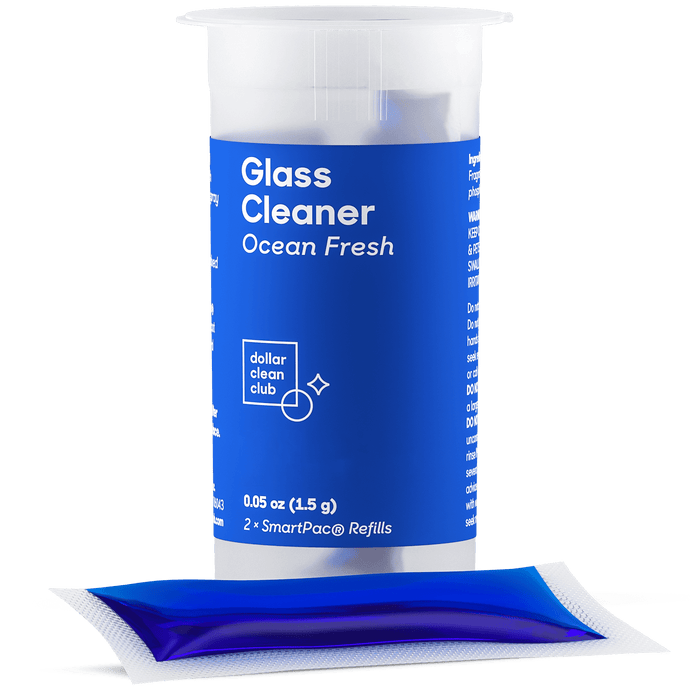 Glass Cleaner Refill 2-Pack