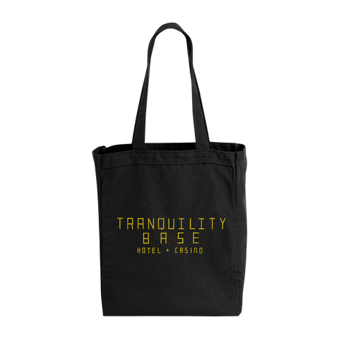 'MONKEYS / TRANQUILITY BASE HOTEL + CASINO' PREMIUM TOTE BAG