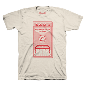 'HOTEL MATCHBOX OCT TOUR' T-SHIRT