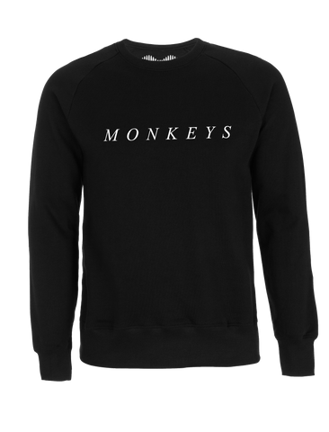 'MONKEYS' SWEATSHIRT