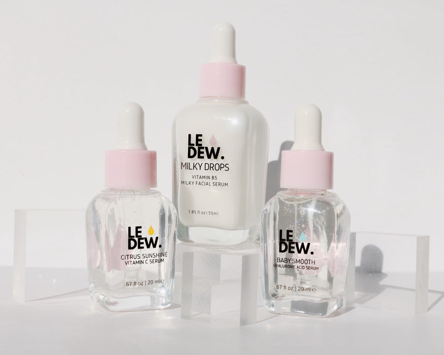DEWY SERUM SET