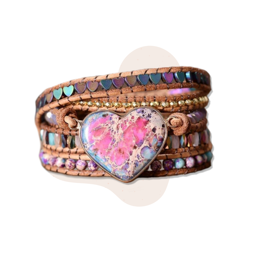 Love Protection Wrap Bracelets