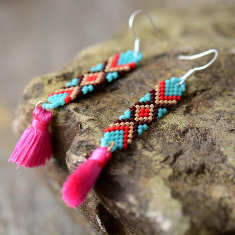 Boho Life Earrings