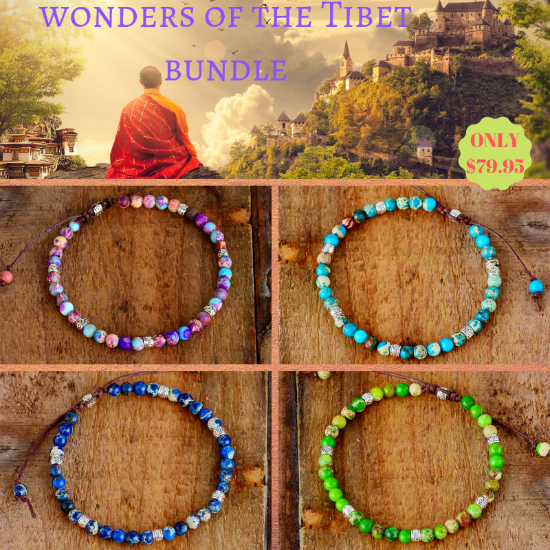 Wonders of the Tibet Bundle