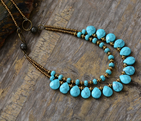 Agate Luxury Necklace