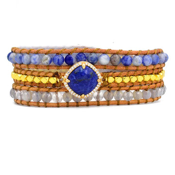 Sodalite Dream Bracelet