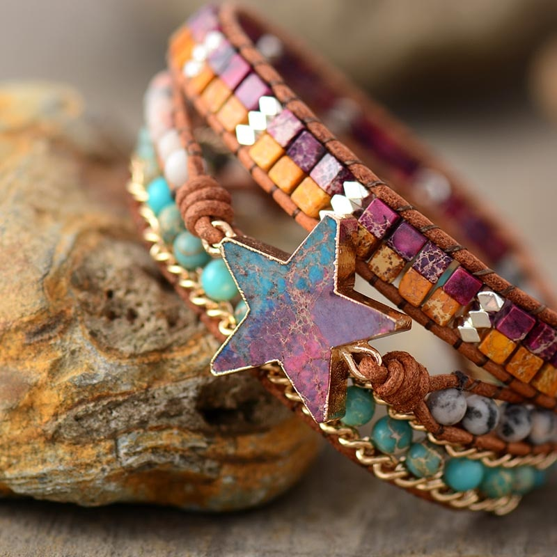Superstar Energy Protection Wrap Bracelet