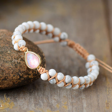 Magical Howlite Energy Bracelet
