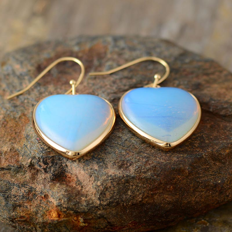 Opal Love Jewelry Set