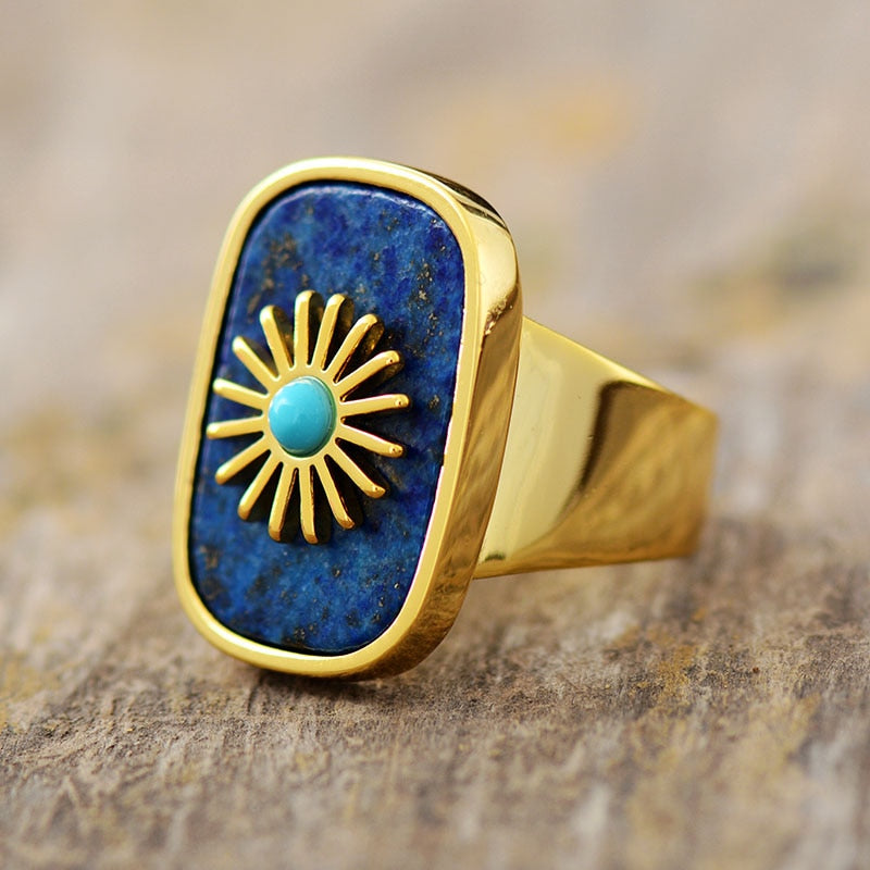 Healing Sunlight Protection Ring