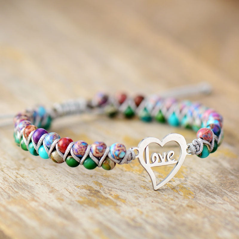 Love Charm Protection Bracelet
