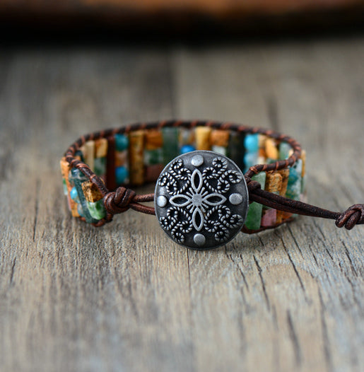 Kingdom Natural Stone Bracelet