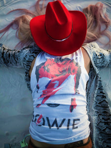 All About Bowie Tee