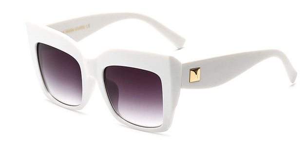 CHUNKY SQUARE SUNGLASSES - Pamperpal