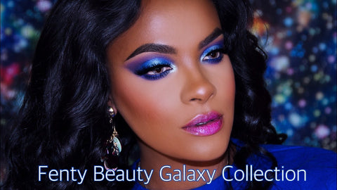 fenty-beauty-galaxy-collection-look