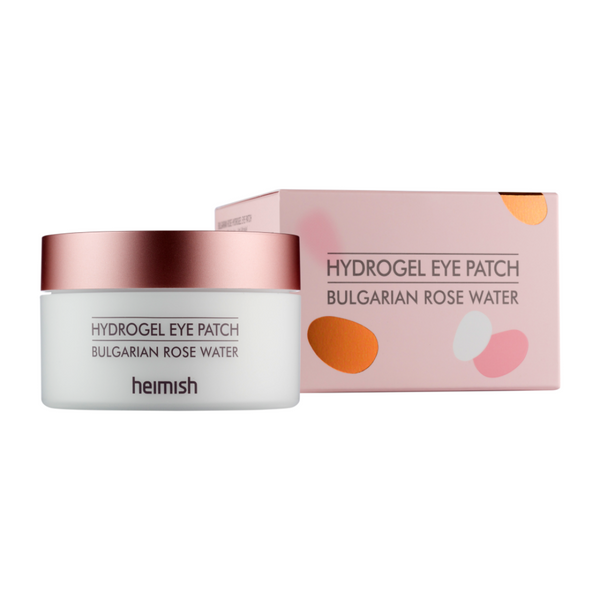 Heimish Bulgarian Rose Water Hydrogel Eye Patches - Oogmasker