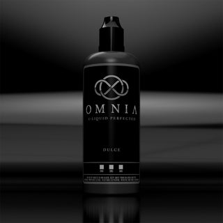 120mL OMNIA E-LIQUID BOTTLE