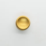 Torqbar® Deep Dish C360 Brass Button