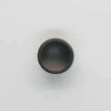 Torqbar® Blackened Zirconium Deep Dish Button