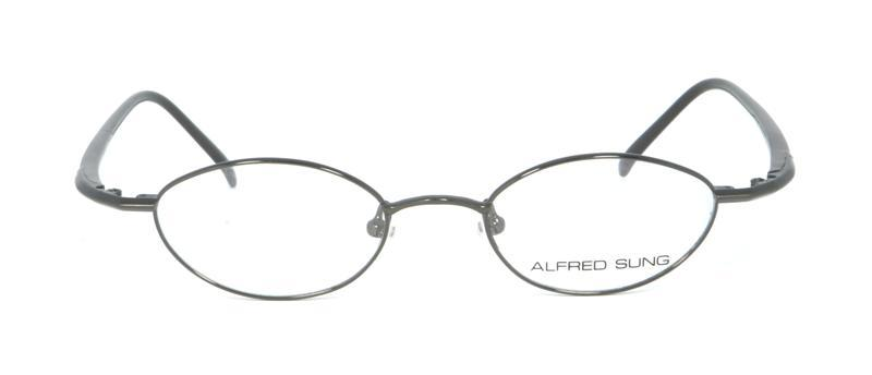 Alfred Sung 4382 Charcoal