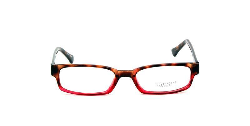 Independent Eyewear D 47 Tortoise Red