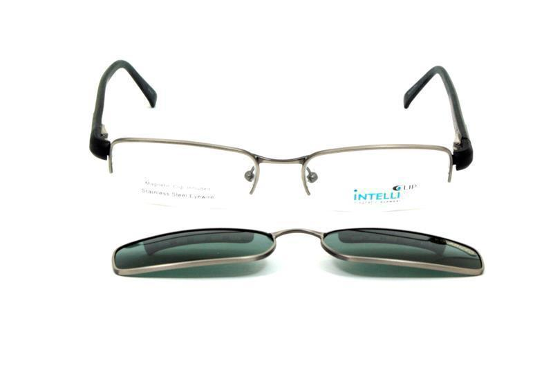 Intelli Eyewear 759 Brush Silver