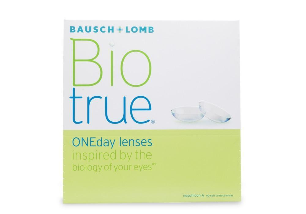 Biotrue Oneday 90 Pack