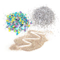 Trio Biodegradable Glitter Set
