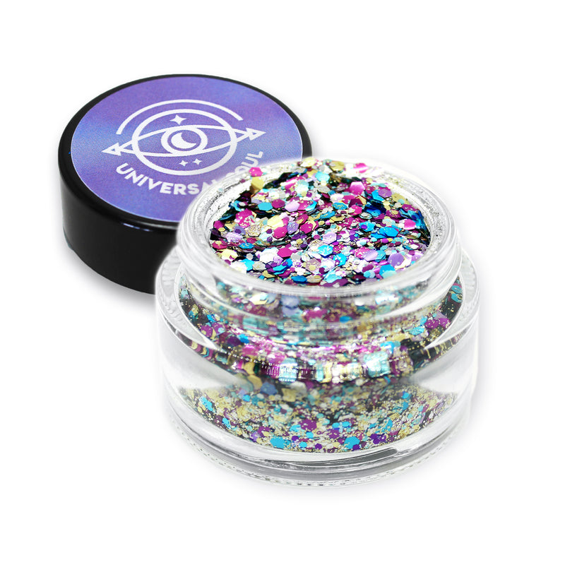 Party's Poppin' • Seriously Chunky Biodegradable Glitter