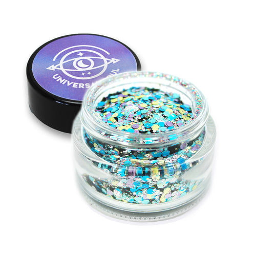 Radio Star ☆ Seriously Chunky Biodegradable Glitter